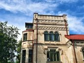 Дворец Борхов в Прейли