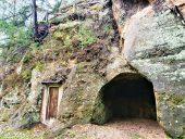 Пещеры - погреба