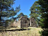 Руины старой часовни Лиепупе