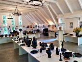 Выставка латгальской керамики