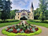 Дворец Бене и парк