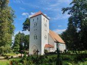 Лютеранская церковь Калнамуйжа