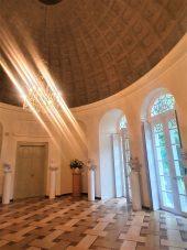 Танцевальный зал дворца
