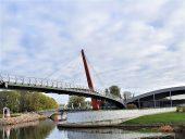 Вантовый мост на Почтовый остров