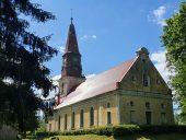 Лютеранская церковь Сунтажи