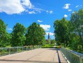 Мост через Малую Юглу