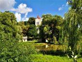 Вид на лютеранскую церковь