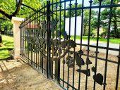 Ворота усадьбы